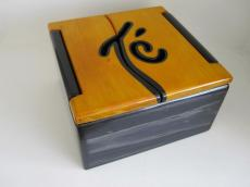 JEWELRY BOXES/ Wooden box/ Wood box / Ring box/ Wood carving box/ custom box.